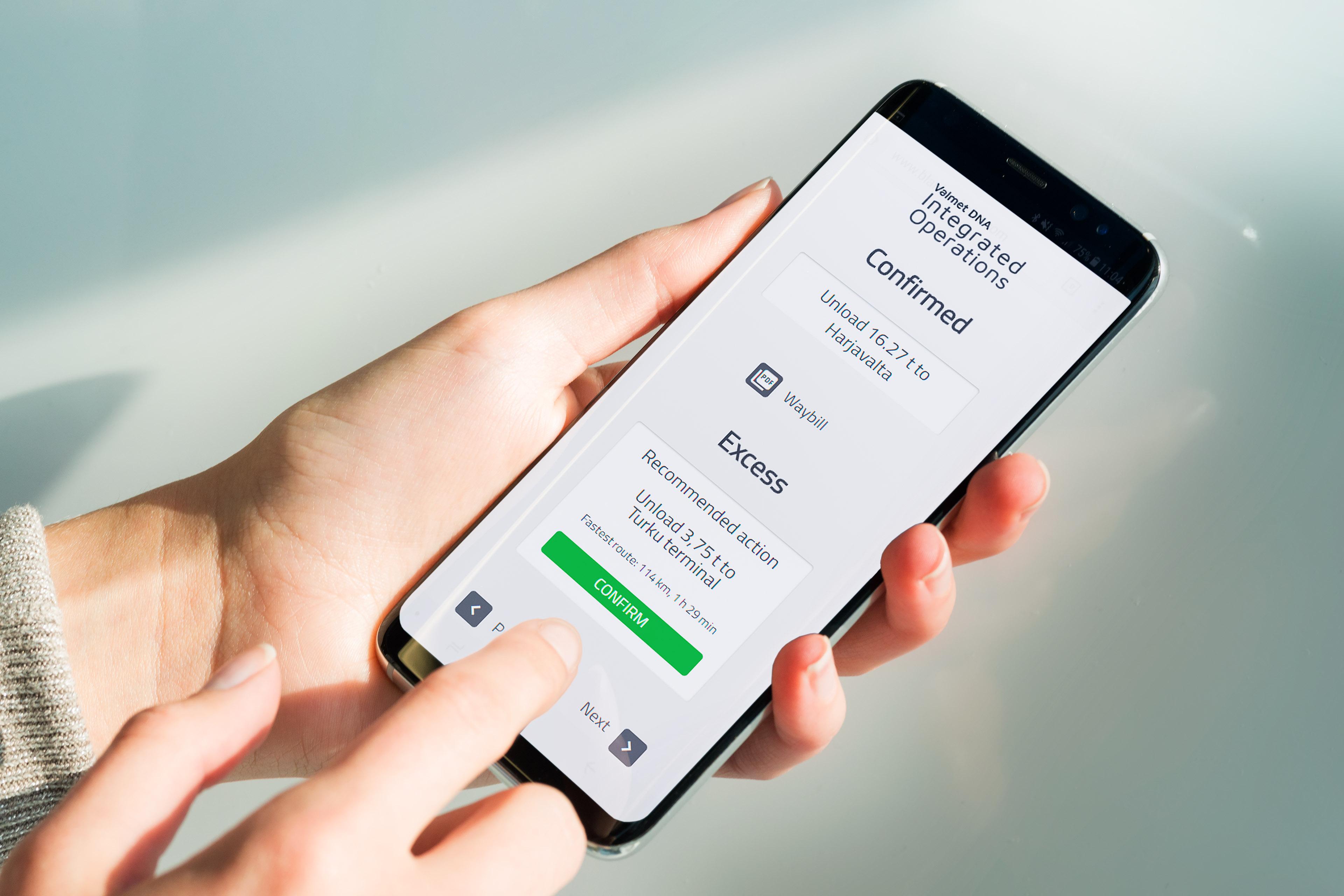 Yepzon avaa ohjelmointirajapintansa – Valmet paikanninteknologian jatkokehittäjänä ensimmäisten joukossa
